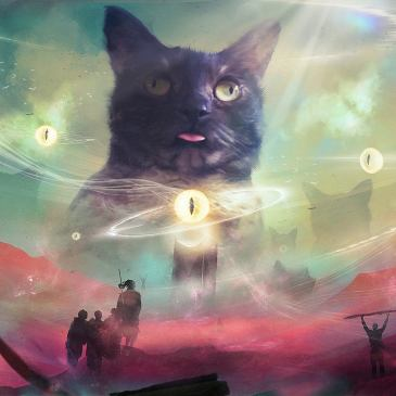 5E D&D patrons cat lord