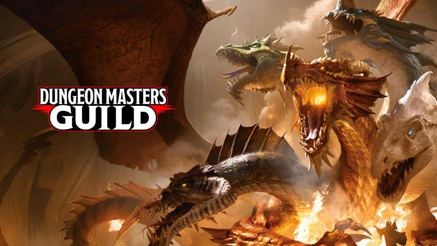 dms guild D&D community creator