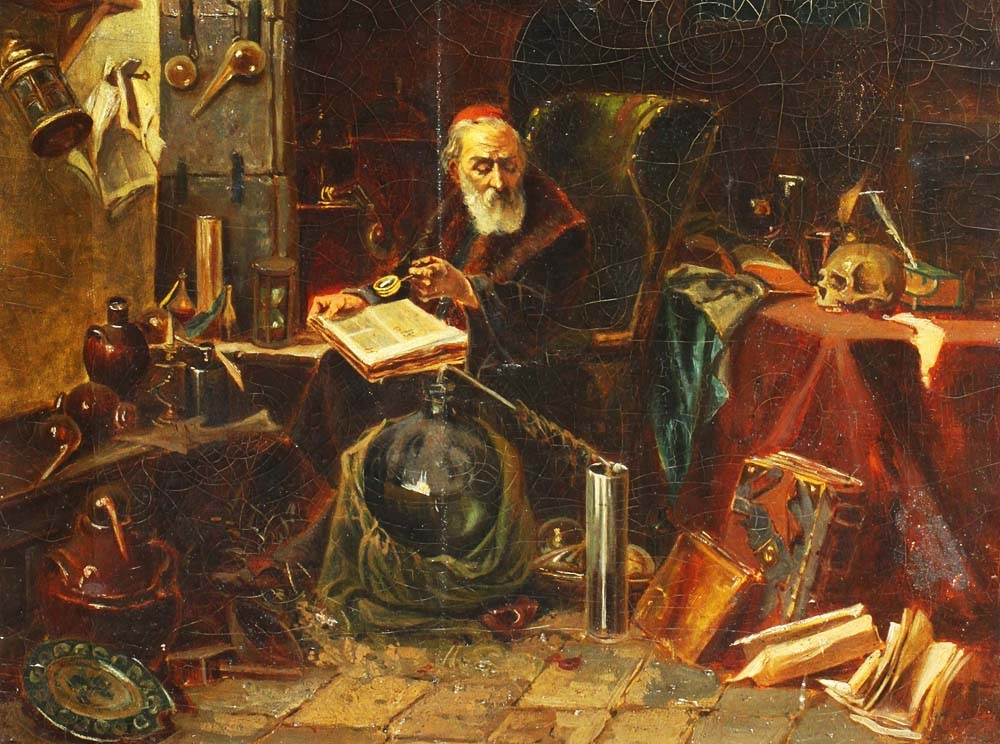 5E D&D alchemist's supplies tool alchemy