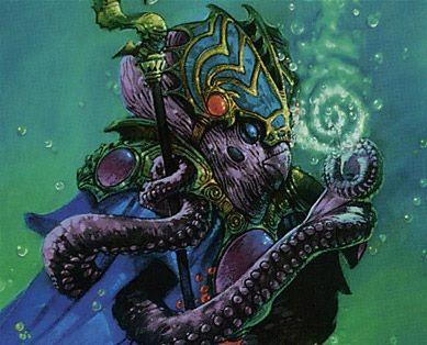 5E D&D playable race tentacle octopod octofolk cephalid