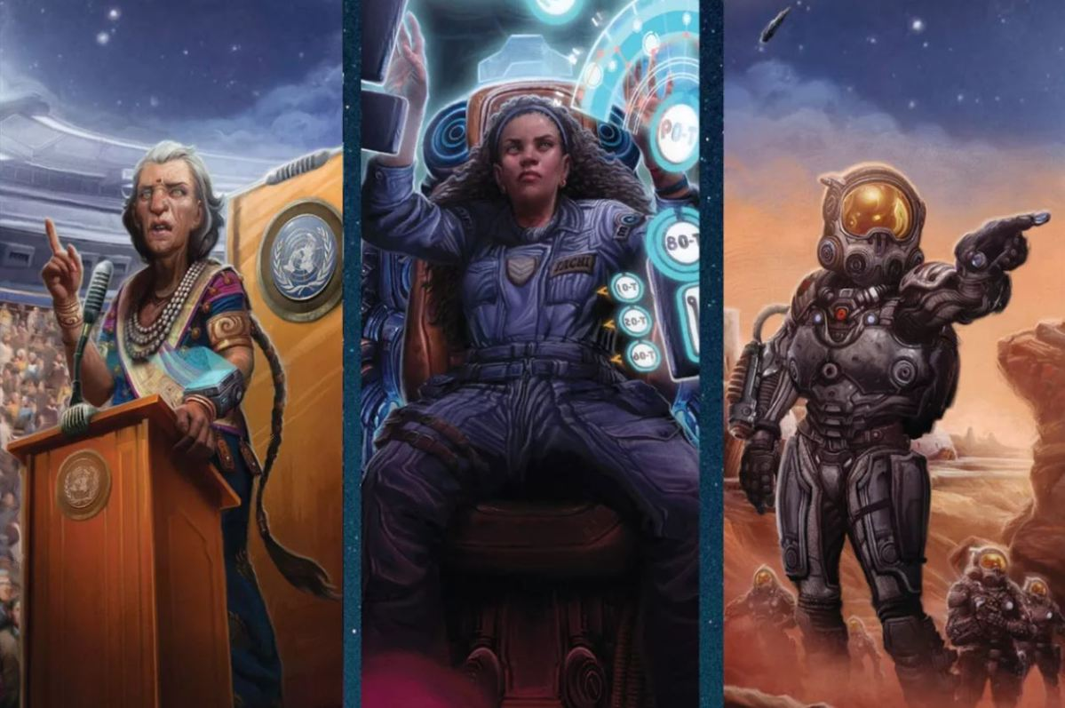 Exploring Science Fiction Genre and Storytelling through The Expanse RPG