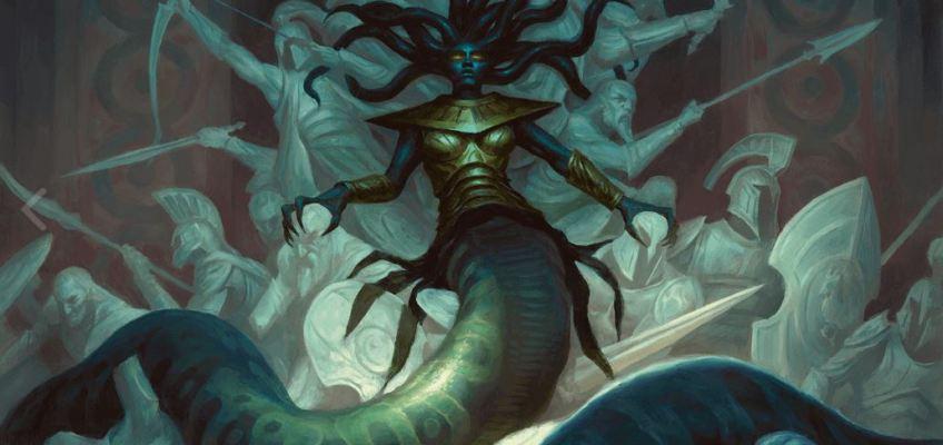 5E D&D mythic monster