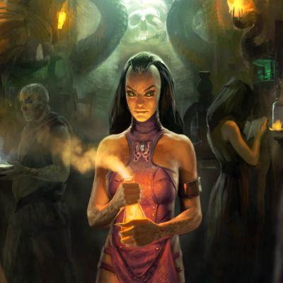 5E D&D yuan-ti snake magic spells
