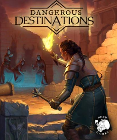 Nord Games Dangerous Destinations Kickstarter