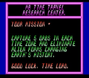 Time Lord - NES - Nerd Bacon Reviews