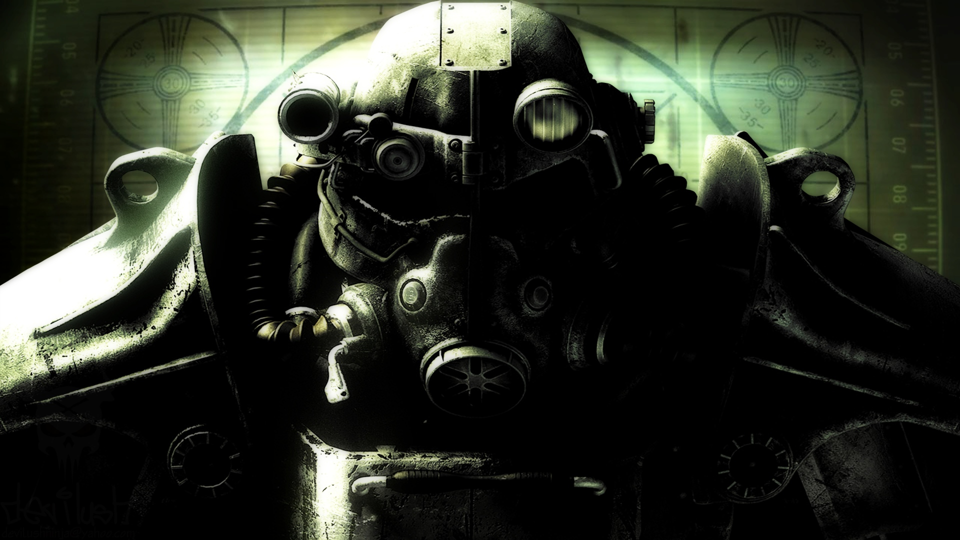 Fall Out Boy Computer Wallpaper Fallout 3 Xbox 360 Nerd Bacon Reviews