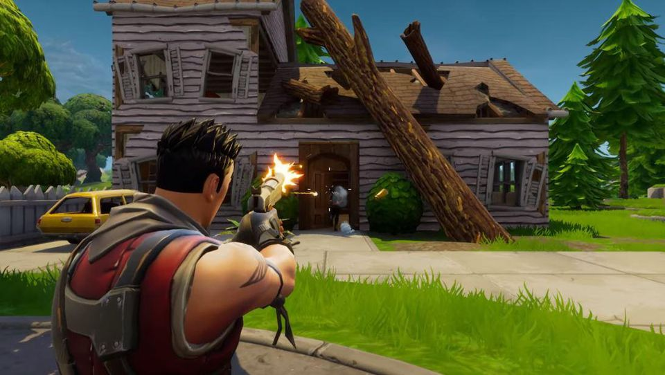 Fortnite Will Arrive on the Nintendo Switch in 2018  But will it to be FreetoPlay  Nerd