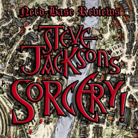 "Steve Jackson's ""SORCERY! Part 2: Khare Cityport of Traps"" Review"