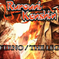 Live Action Anime Excitement! Rurouni Kenshin 2: Kyoto Inferno/The Legend Ends