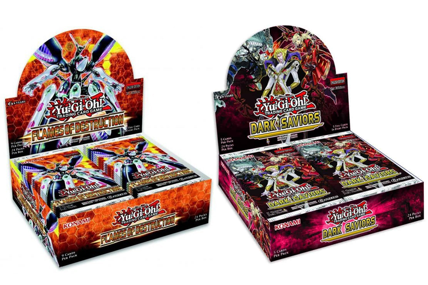 Best Yugioh Booster Boxes and Packs