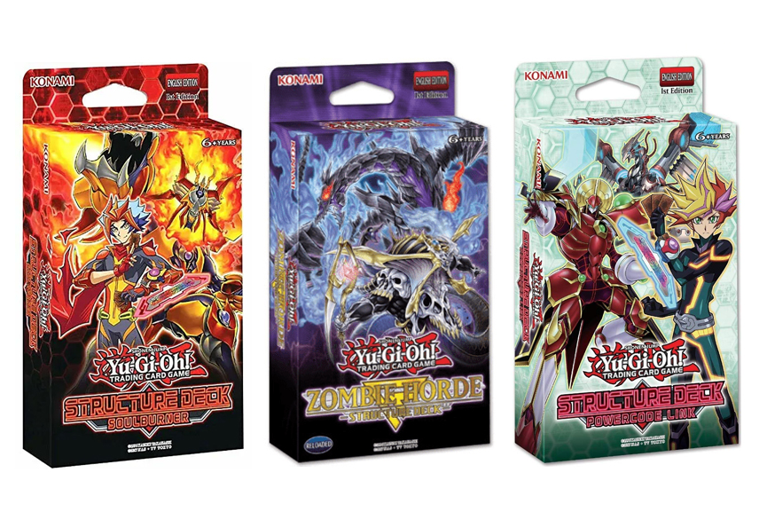 Best Yugioh Structure Decks