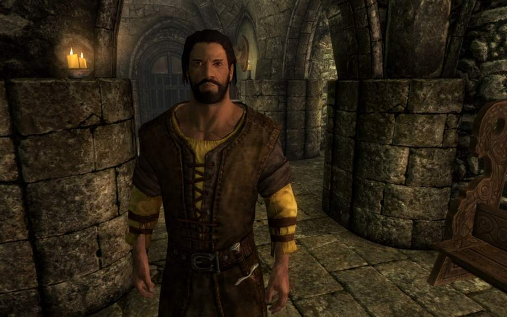In skyrim to marry looking man best Husband Material!