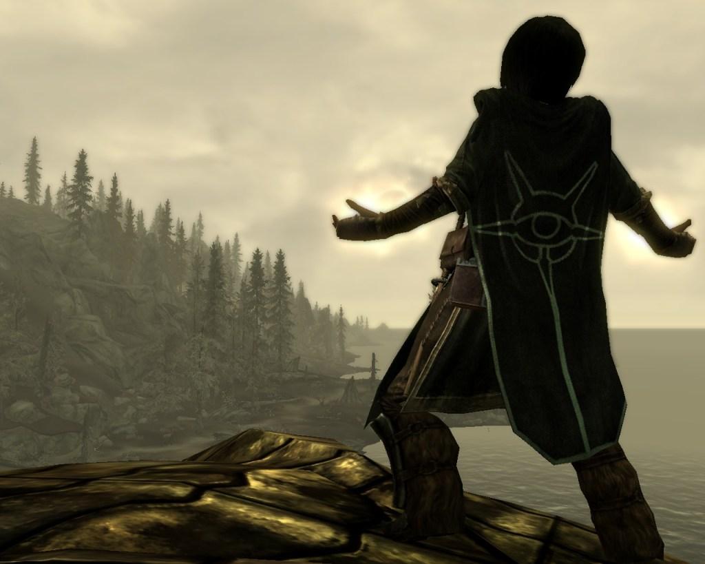 Cloaks of Skyrim Mod