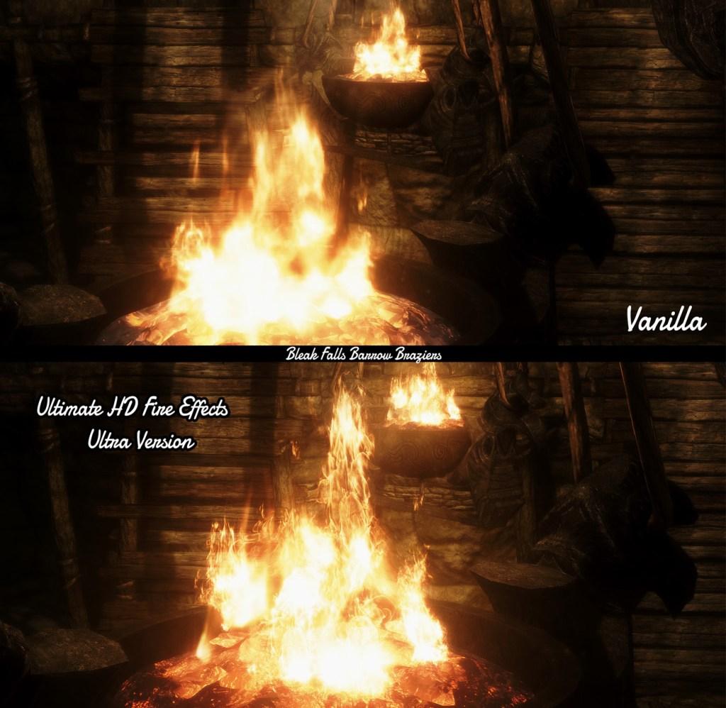 HD Fire Effects Mod