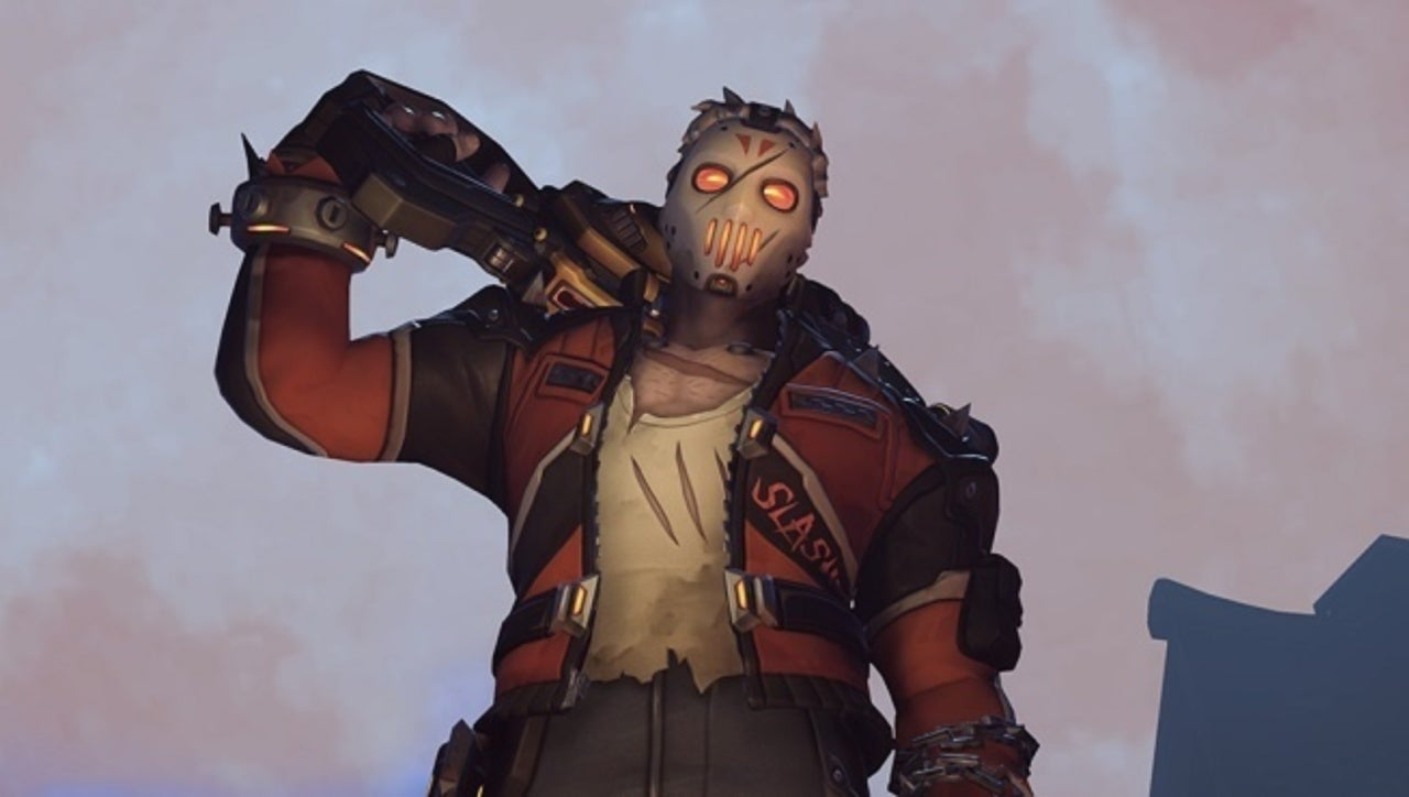 Soldier 76's Slasher Skin