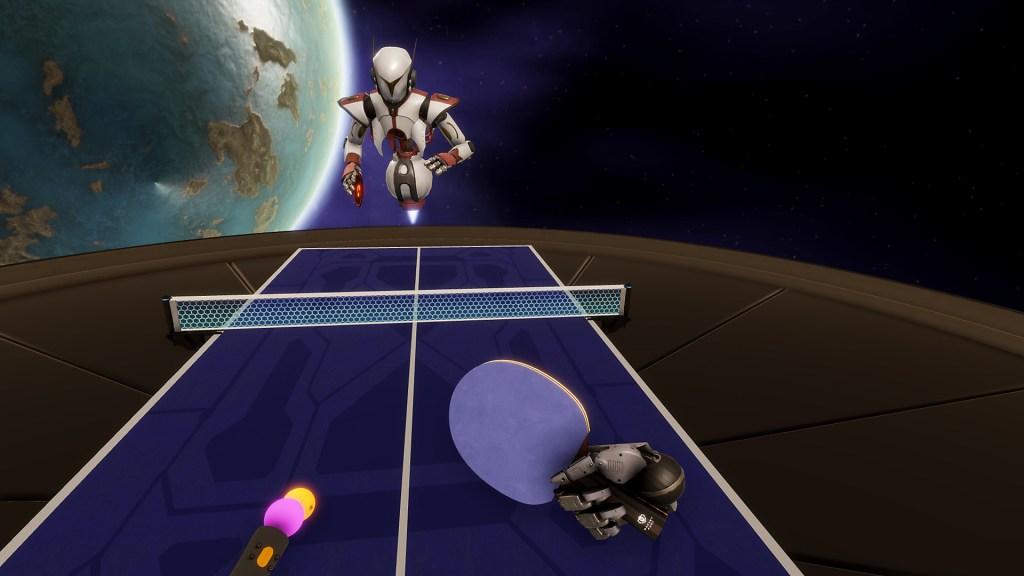 Racket Fury - Table Tennis VR