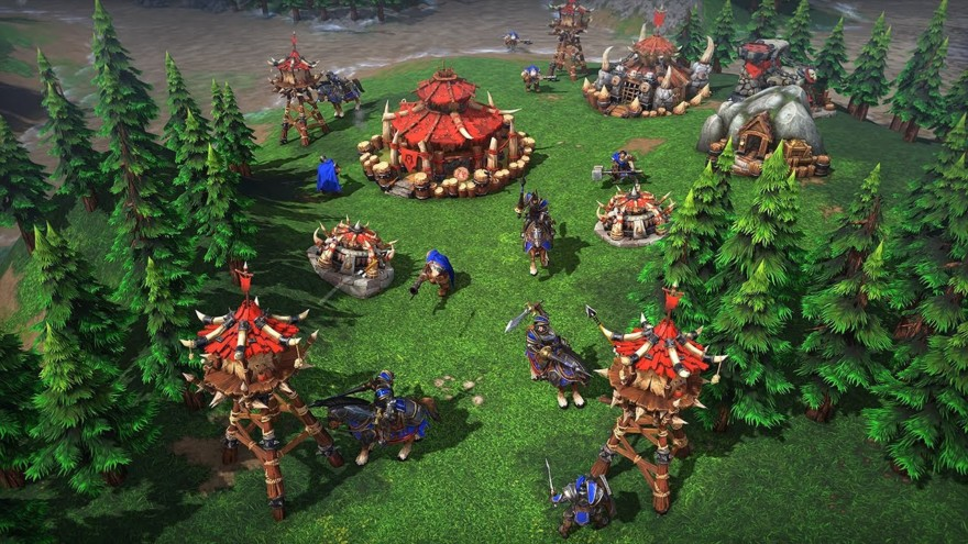 Warcraft III - Reforged