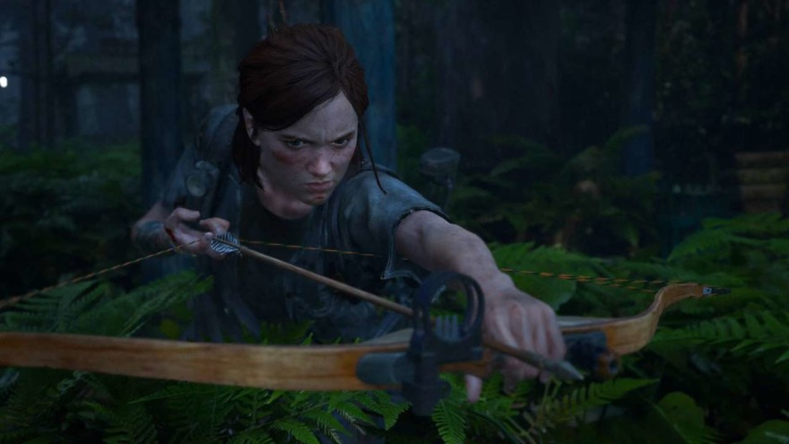 Last Of Us 2 Ellie Bow