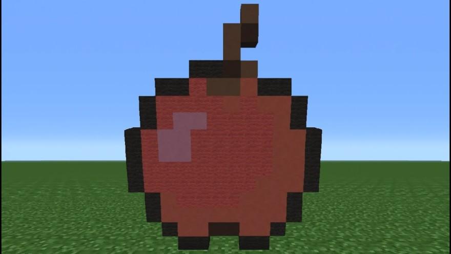 Minecraft Apple