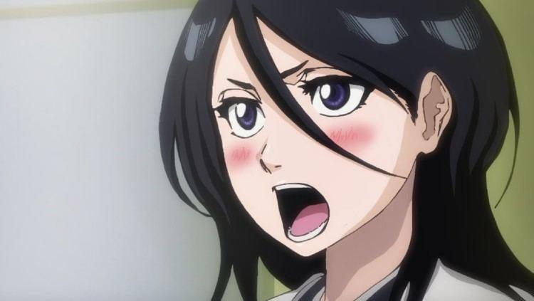 Rukia Kuchiki, Bleach