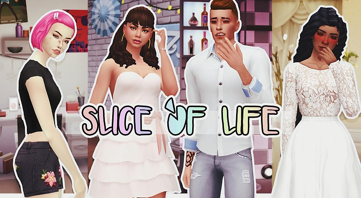 Slice Of Life Mod