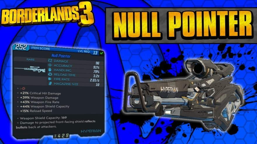 Borderlands Null Pointer