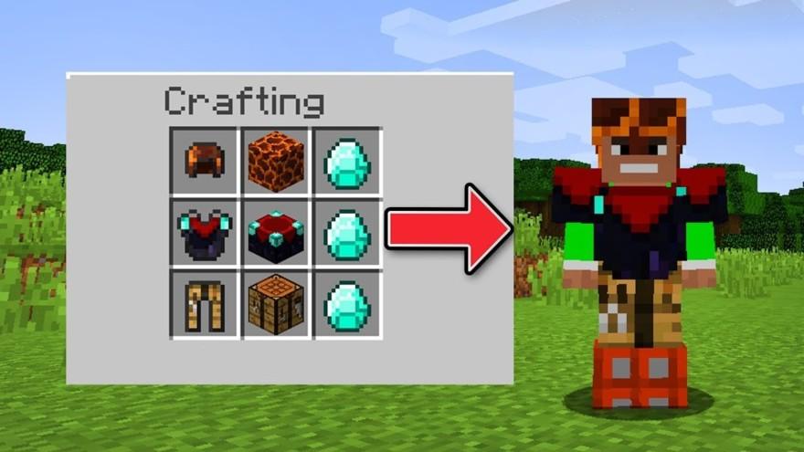 Minecraft Armor
