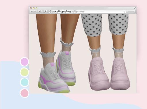 Chonk Sneakers