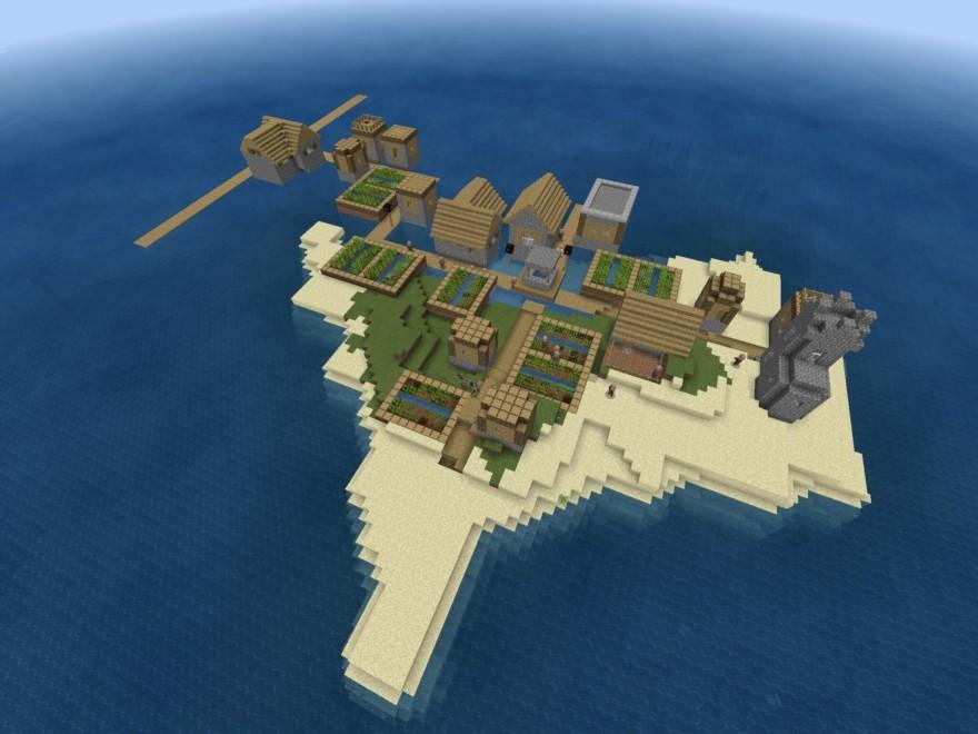 Minecraft Seed 237634118