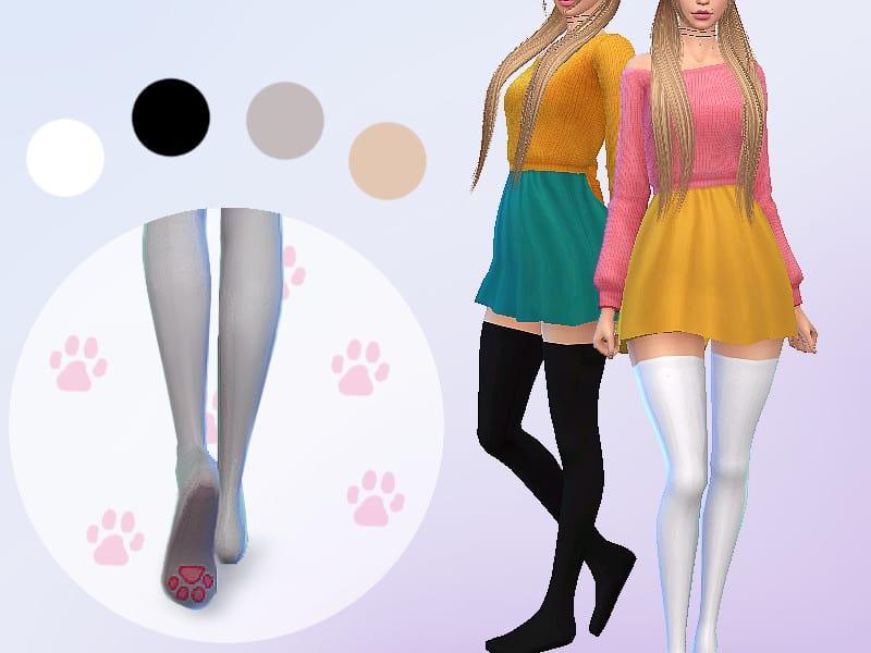 Socks Kitty Paws