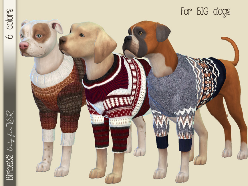 Wool Sweater For Dogs