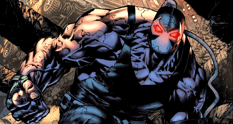 Bane From Comic Book