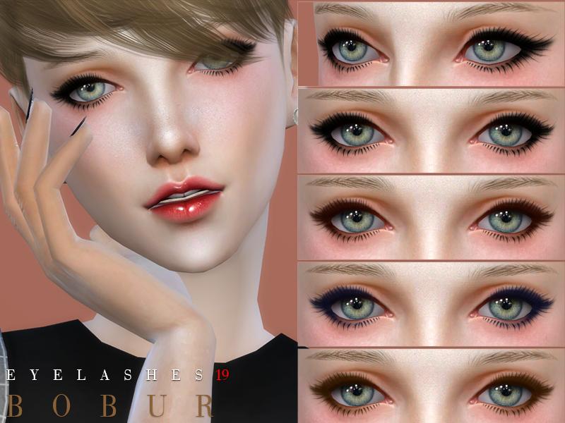 Bobur Eyelashes 19
