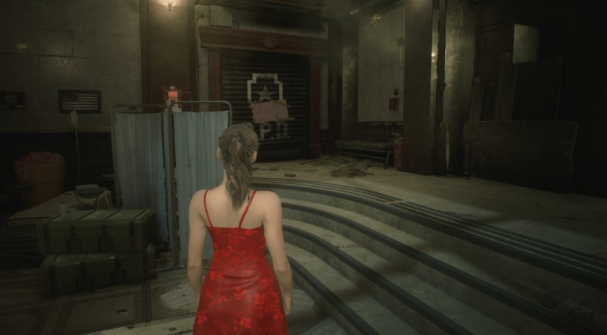 Real Dress Resident Evil 2 Mods