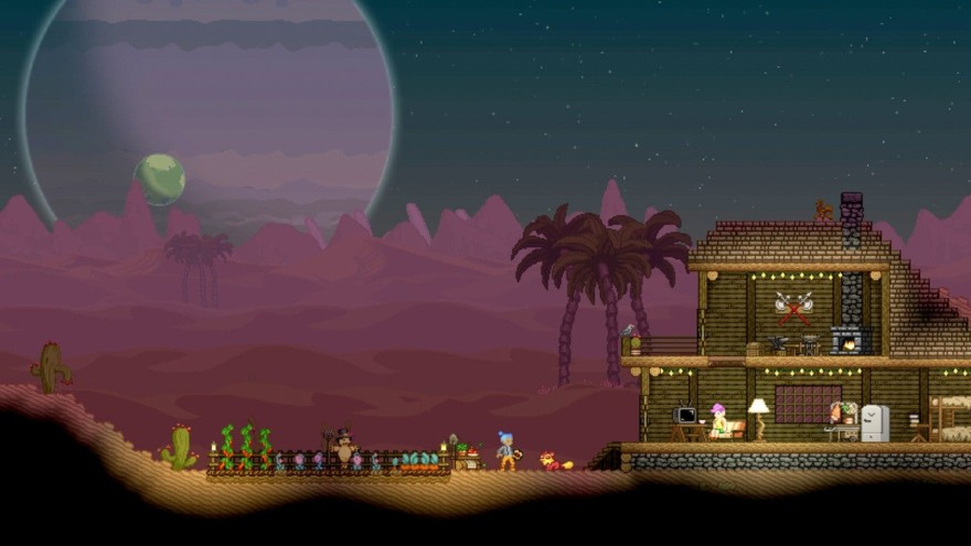 Starbound Mods