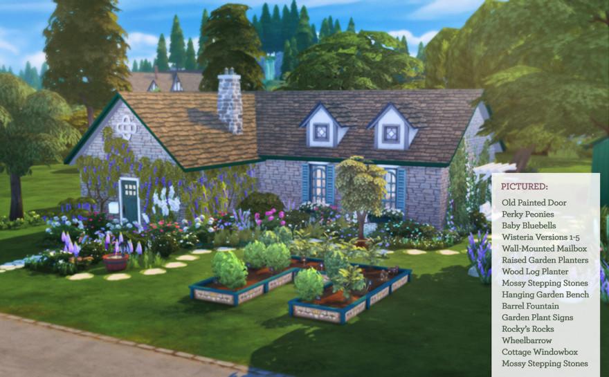 Cottage Garden Stuff