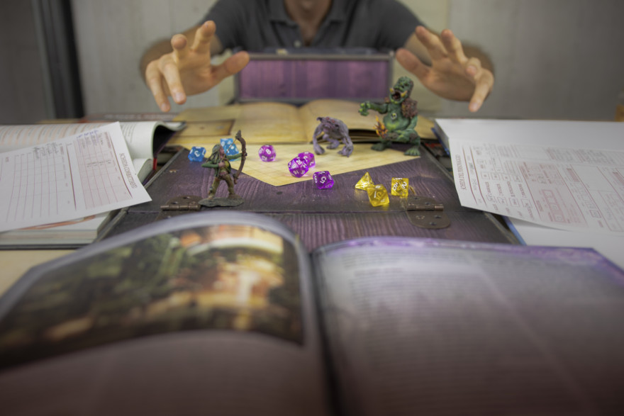 Table Rpg
