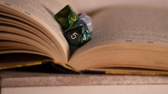 Dungeons And Dragons Dices