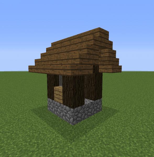 Tiny Survival House 1