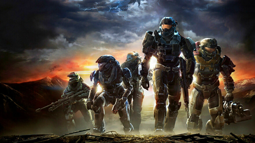 Halo Reach Mods