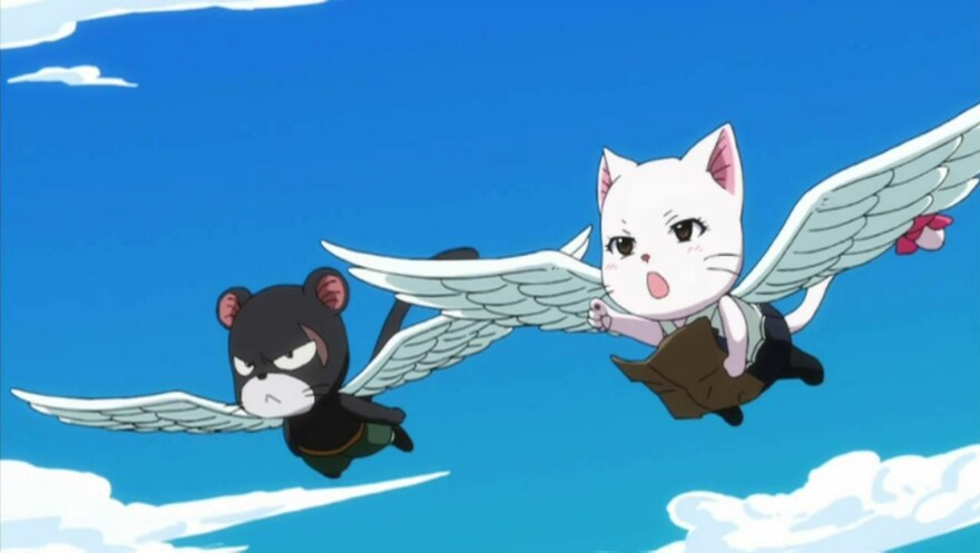Pantherlily Fairy Tail