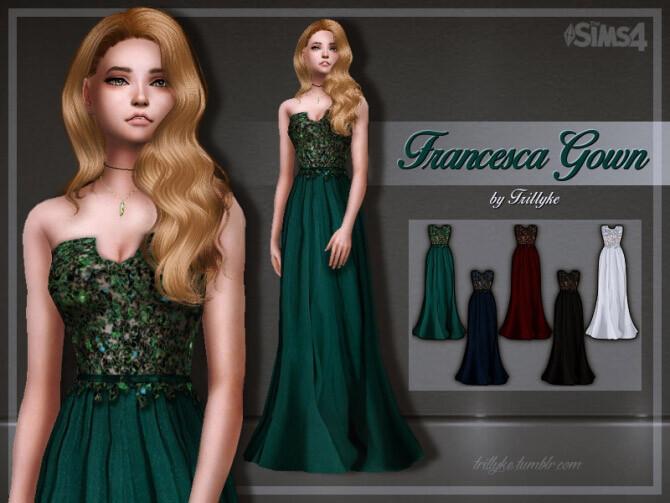Francesca Gown