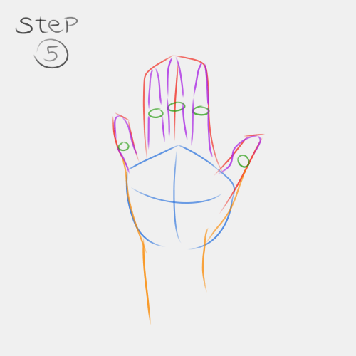 Anime Hands 5