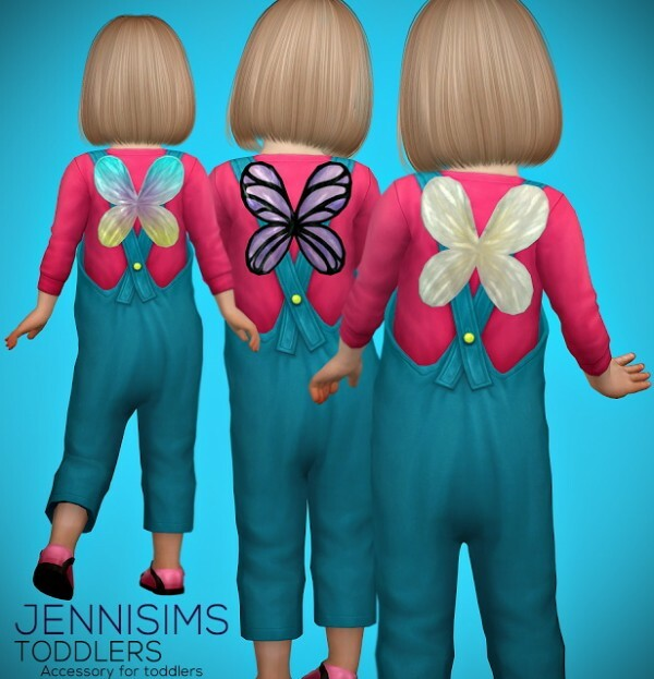Butterfly Wings For Toddlers