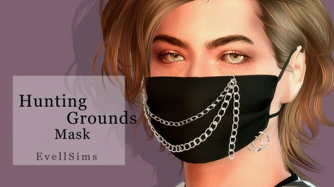 Haunting Grounds Mask