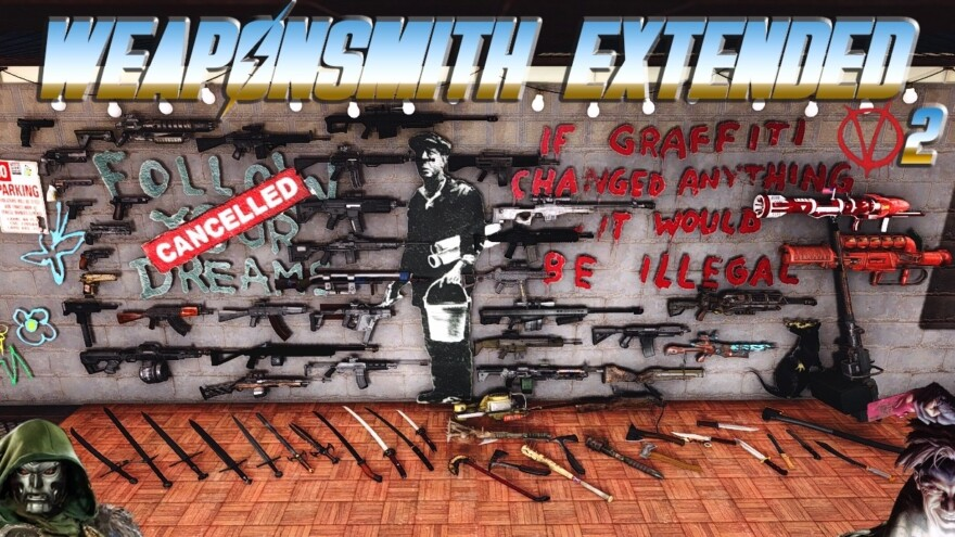 Weaponsmith Extended