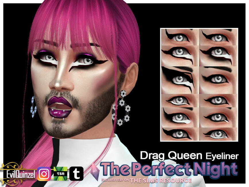 The Perfect Night Drag Queen Eyeliner