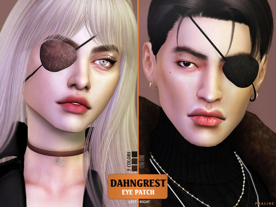 Dahngrest Eyepatch