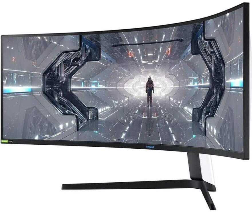 Samsung 49 Inch Odyssey G9 Gaming Monitor