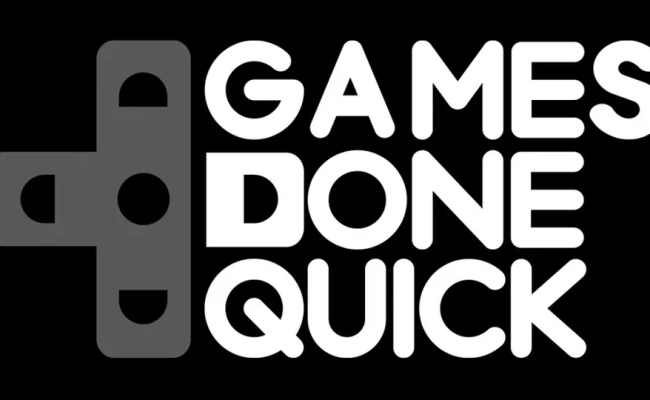 Games Done Quick My Favorite Aspect Of The Gaming Community